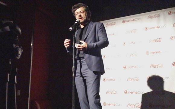 Andy Serkis Interview