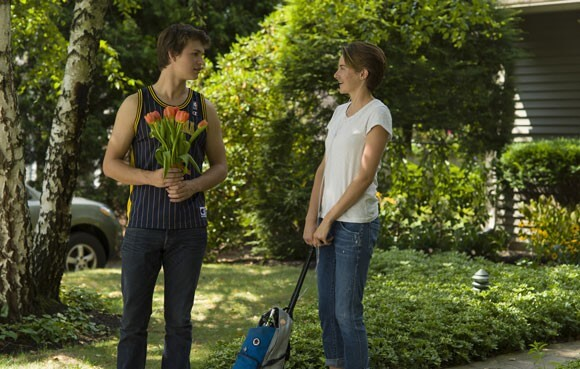 Shailene Woodley Fault in our Stars Interview