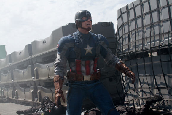 Captain America The Winter Soldier Review