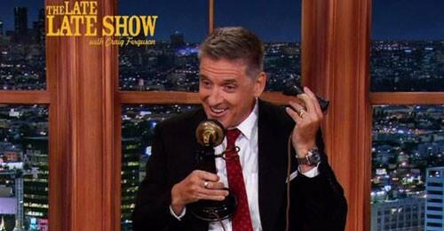 Craig Ferguson Leaving The Late Late Show