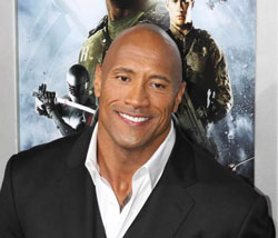 Dwayne Johnson Stars in San Andreas