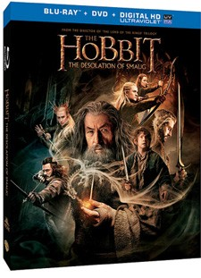 The Hobbit: The Desolation of Smaug Blu-Ray and DVD Review