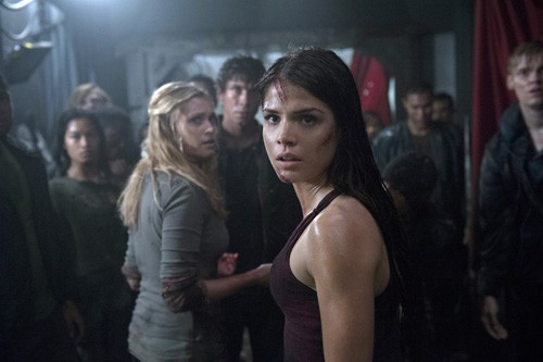 Marie Avgeropoulos The 100 Interview Season 2