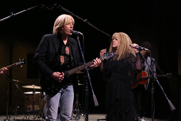 Jimmy Fallon and Stevie Nicks Sing Stop Draggin My Heart Around