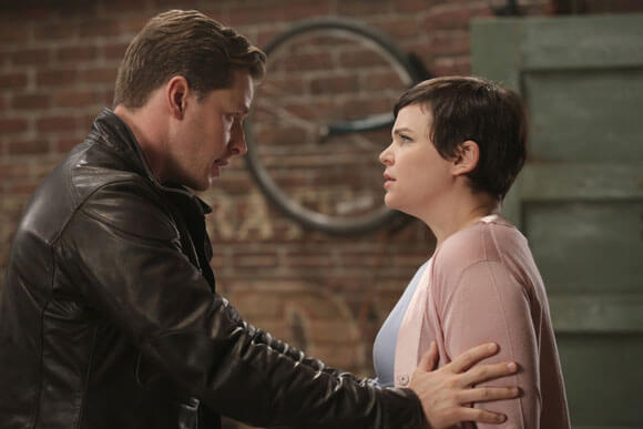 Josh Dallas Once Upon a Time Interview
