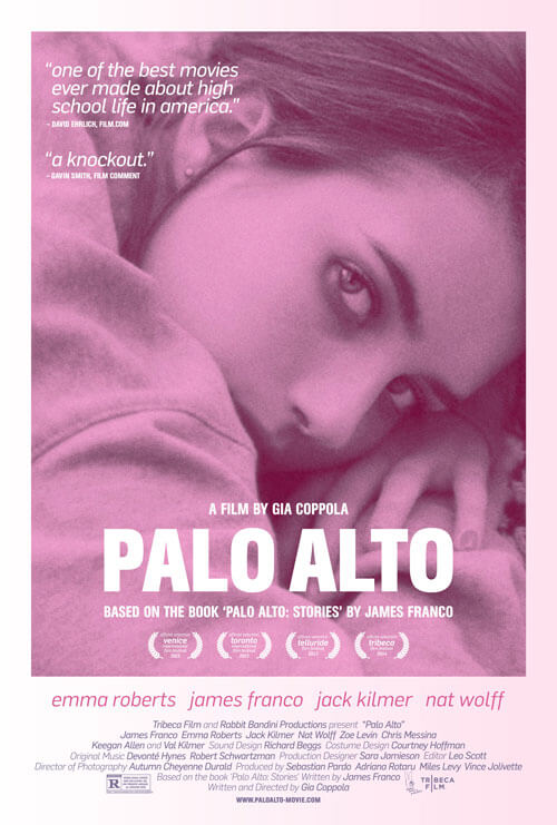 Palo Alto Trailer and Poster