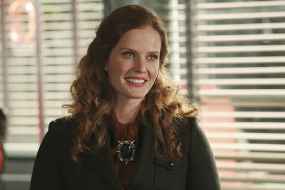 Rebecca Mader Once Upon a Time Interview
