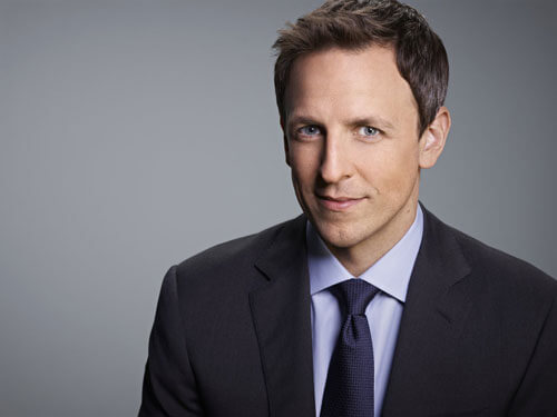 Seth Meyers will host the Emmys