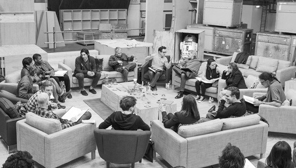The Star Wars Episode VII Cast Announcement