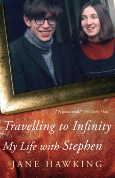 Travelling to Infinity book adaptation