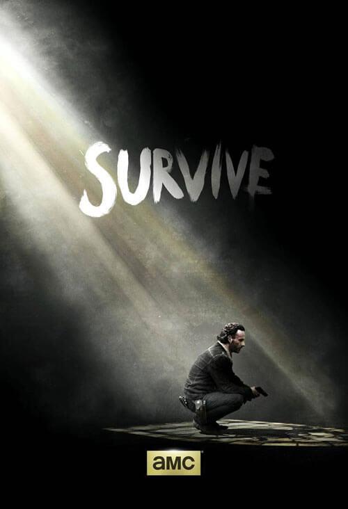 The Walking Dead Season 5 Teaser Poster