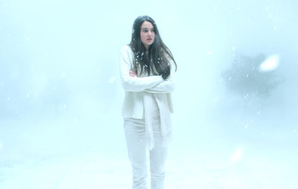 White Bird in a Blizzard Movie Review