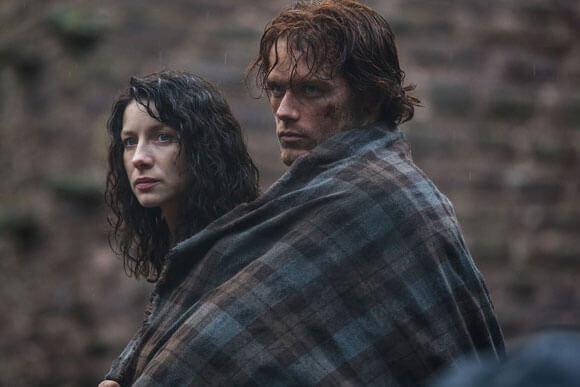 Outlander Series is Renewed for Season 2