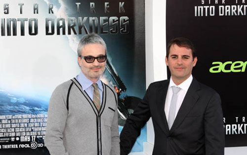 Roberto Orci to direct Star Trek 3