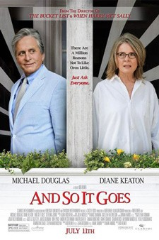 And So It Goes Poster and Trailer