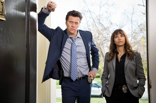 Angie Tribeca series order at TBS