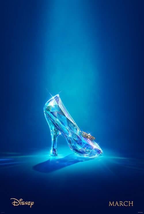 Cinderella Teaser Poster and Trailer