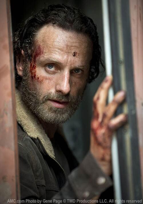 AMC Renews The Walking Dead for Season 6
