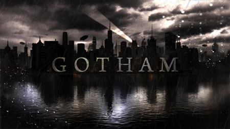 Gotham Skyline Logo