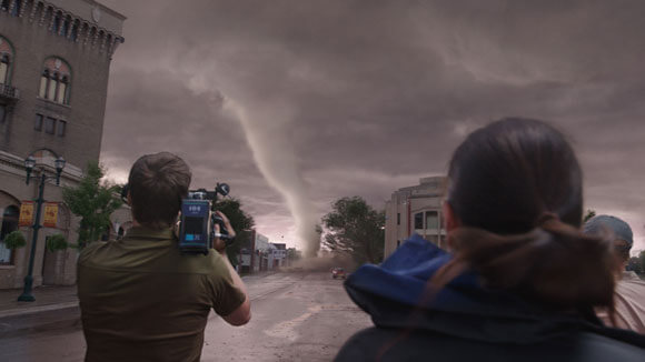 Director Steven Quale Into the Storm Interview