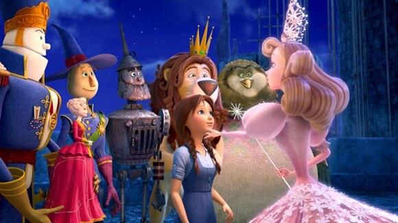 Legends of Oz: Dorothy's Return Review