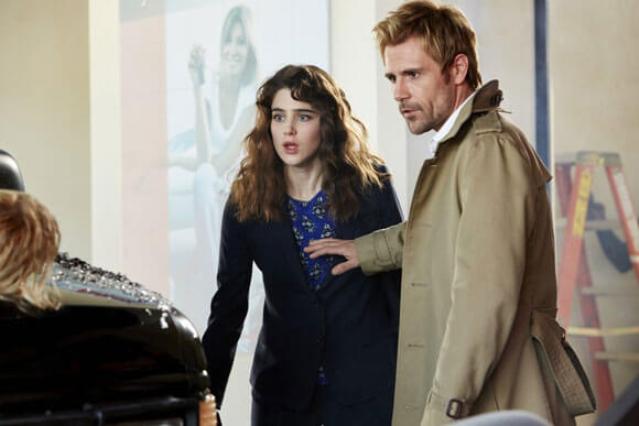 Constantine Heads to Comic Con