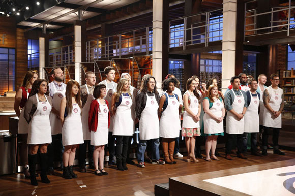 The MasterChef 22 Finalists