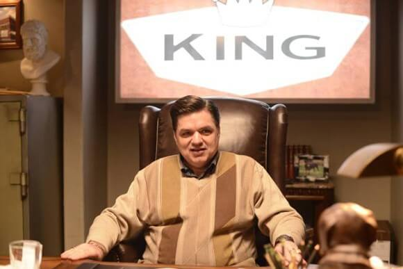 Oliver Platt Fargo Interview