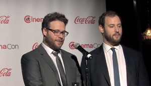 Seth Rogen and Evan Goldberg Interview