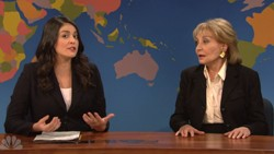 Barbara Walters on SNL