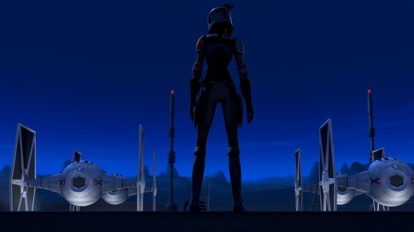Star Wars Rebels Trailer and Photos
