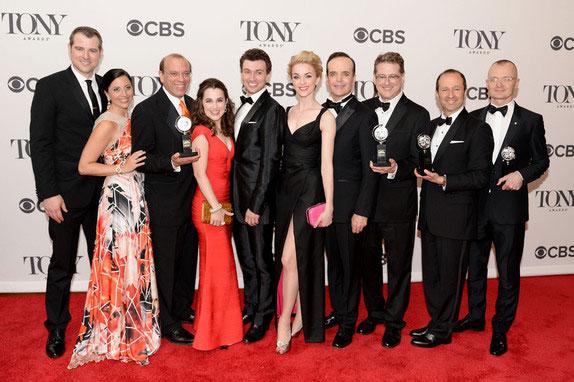 2014 Tony Awards Winners