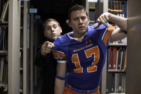 Channing Tatum 22 Jump Street Interview