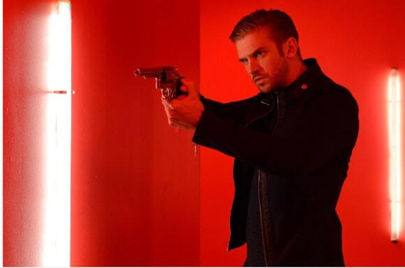 The Guest Movie Review Starring Dan Stevens