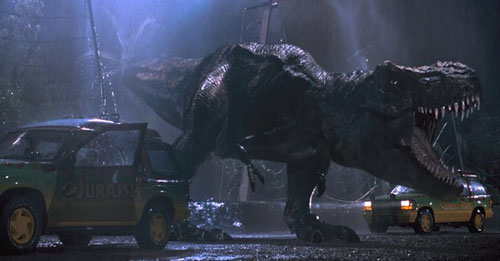 Jurassic Park movies that made history