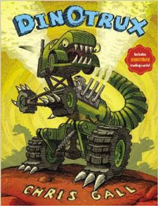 Dinotrux Netflix series