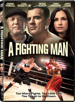 Dominic Purcell interview for A Fighting Man