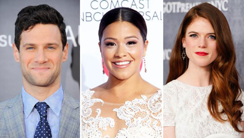 Justin Bartha, Gina Rodriguez, and Rose Leslie join Sticky Notes