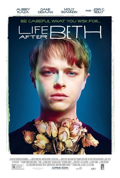 Life After Beth Poster and Trailer
