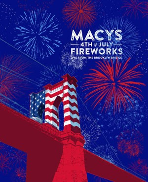 Zac Brown Band, Enrique Iglesias Join Macy's 4th of July Fireworks Show