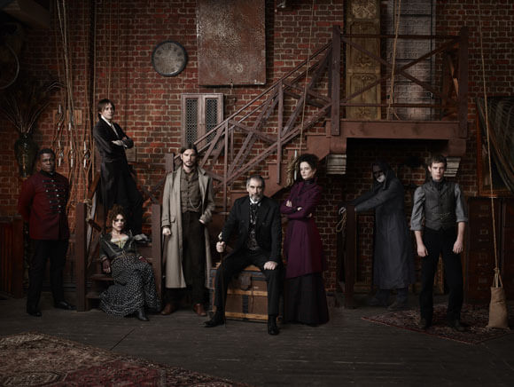 Penny Dreadful Heads to Comic Con