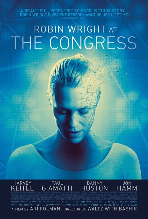 The Congress New Trailer and Poster