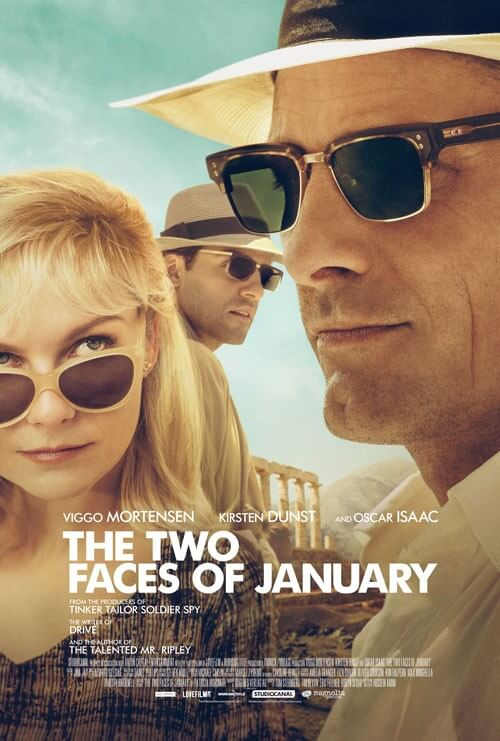 The Two Faces of January Poster and Trailer