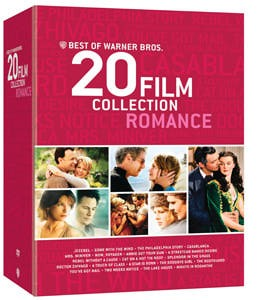 Best of Warner Bros 20 Film Collection Romance Review