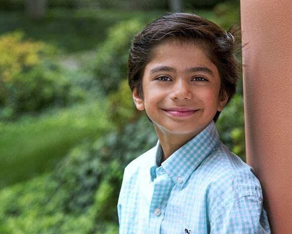 Neel Sethi Joins The Jungle Book