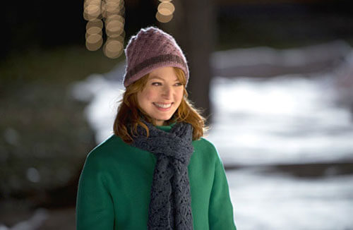 Alicia Witt Discusses Holiday Hell and Hallmark Movies