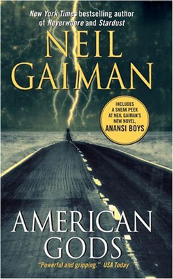 Neil Gaiman's American Gods Heading to Starz