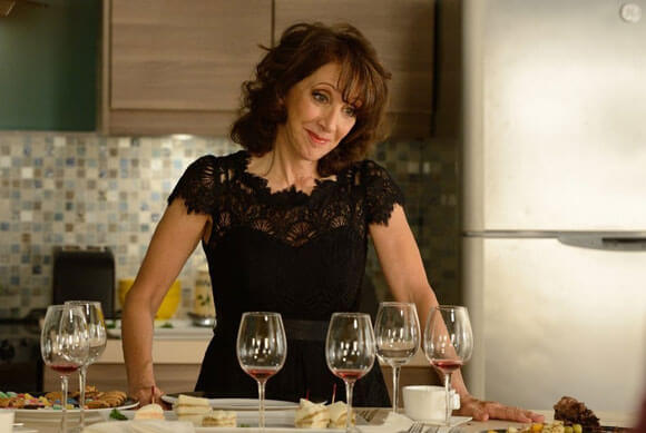 Andrea Martin Working with Engels Interview