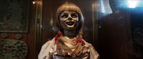 Annabelle Movie Trailer #2