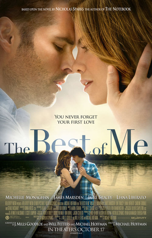 Trailer for The Best of Me